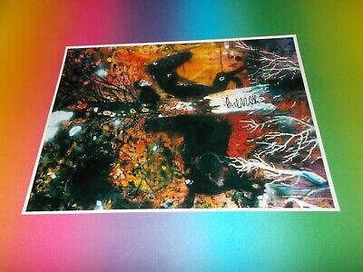 Daniel Richter KUNST ART  signed signiert Autogramm auf 20x27 Foto in person