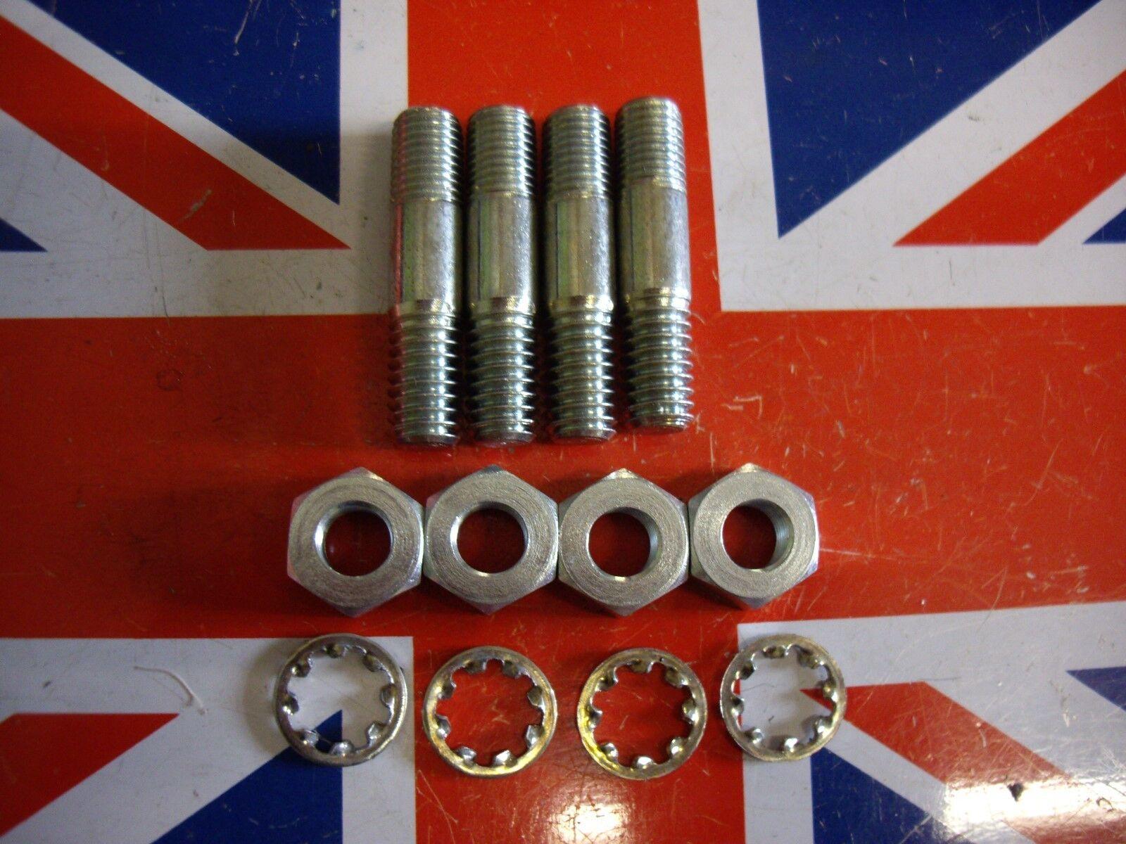 42-0062 BSA 500cc 650cc A7 A10 22TPI BSF ROCKER BOX BOLT SET
