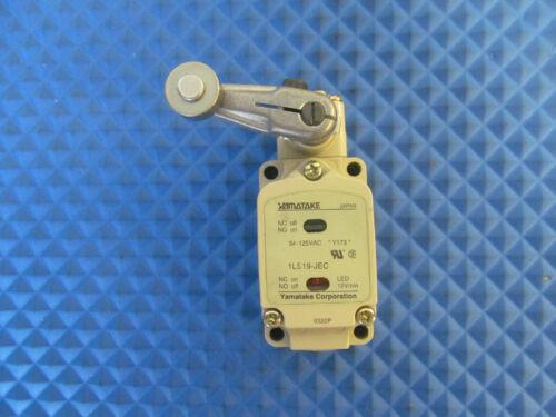 New Yamatake Limit Switch 1LS19-JEC Free Shipping