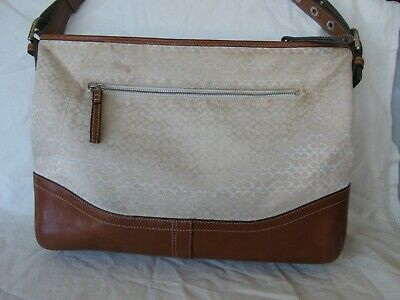 Coach Large Shoulder Purse Long and short straps M0732-F11395