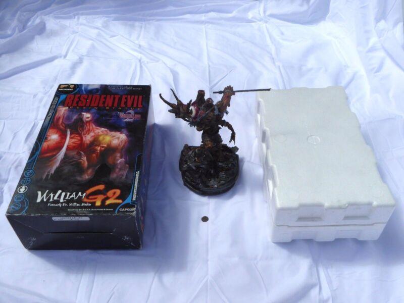 Resident Evil 2 William G2 Resin Statue Palisades Dr. William Birkin 325 / 400