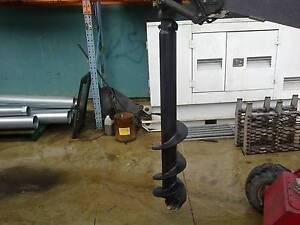 heavy duty 300mm auger suit bobcat or excavator Capalaba Brisbane South East Preview