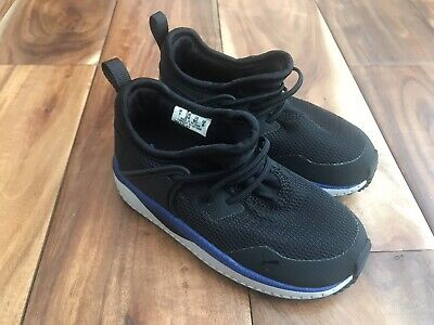Puma Toddler Boy Pacer Next Cage Black Athletic Shoes Sneakers Size 8c