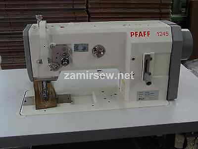 Pfaff 1245-601 New Walking Foot Sewing Machine Big Bobbin Juki Dnu1541-s
