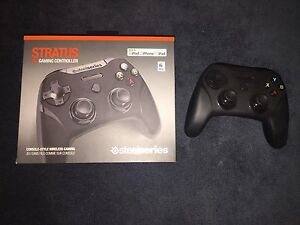Stratus Steelseries Gaming Controller