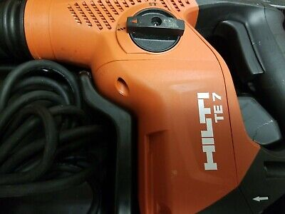120-volt Sds-plus Te-7 Corded Rotary Hammer Drill