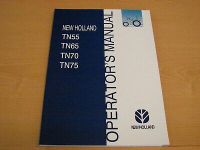 New Holland Tn Tractor Wiring Diagram on