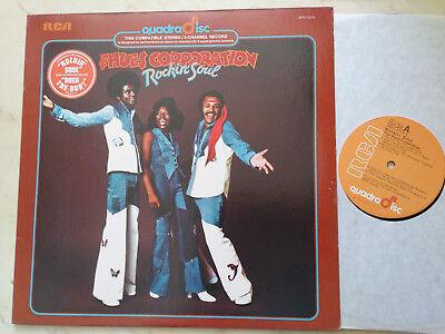 QUADRO HUES CORPORATION Rockin´ Soul *US QUADRO RCA LP*NM*