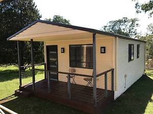 Beautiful one bedroom relocatable home/granny flat with verandah Box Hill The Hills District Preview