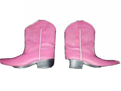 Smoky Mountain boots Girls Size 2 Pink Cowgirl Boots Western Boots