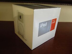 SUPER-RARE-VINTAGE-COLLECTORS-Apple-iPod-classic-2nd-Gen-PC-20-GB