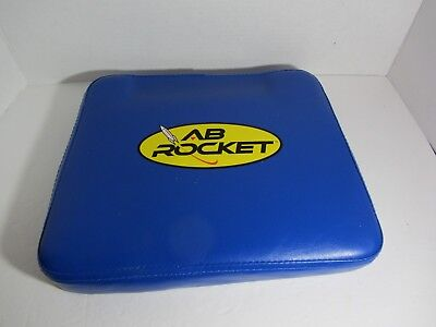 Used, AB Rocket Replacement Seat - Original Factory Part - MINT - GREAT CONDITION for sale  Shipping to Canada