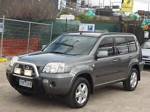 2007 Nissan X-trail Wagon Footscray Maribyrnong Area Preview