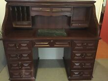 Vintage Roll Top Desk Armadale Armadale Area Preview