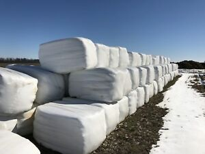 Wrapped Haylage