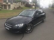 2005 Subaru Liberty 3.0R Spec B Manual *10 Months Rego* Georges Hall Bankstown Area Preview