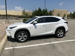 2017 Lexus NX 200t SUV. Executive package ++