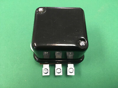 John Deere Tractor 6 Volt Voltage Regulator M Mt 320 40 420 430 Am1863t Am2702t