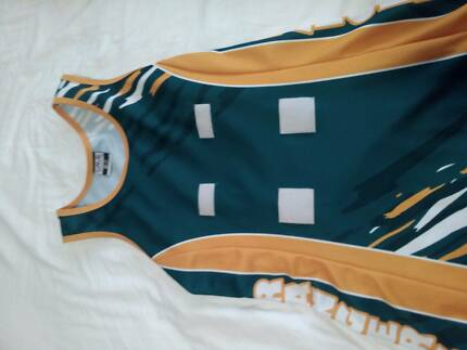 Rangers Netball Uniform