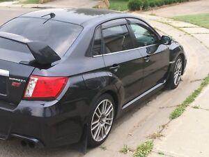 2011 Subaru STI wrx sedan