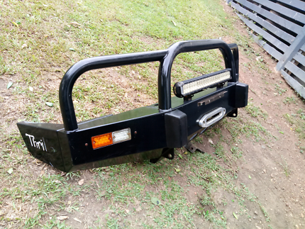 1995 Toyota Hilux winch Bullbar