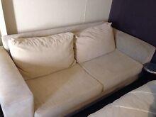 2.5 seater lounge - beige Blacktown Blacktown Area Preview