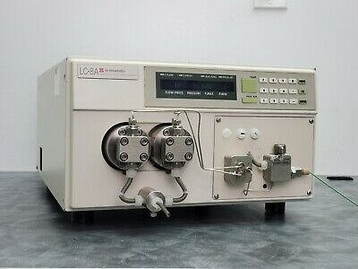 Shimadzu Lc-8a Hplc Preparative Lc Pump