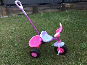 Toddler trike with handle Wellington Point Redland Area Preview