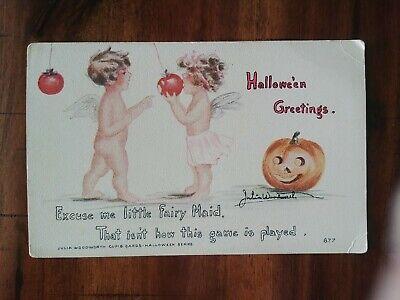 RTH Cupid Card Halloween (Cupid Halloween)