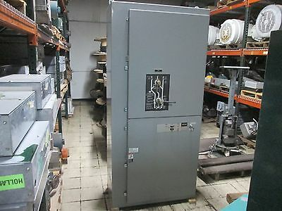 Asco Automatic Transfer Switch W Bypass F448480097xc 800a 480y277 60hz Used