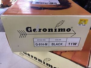 Geronimo safety shoes size 11