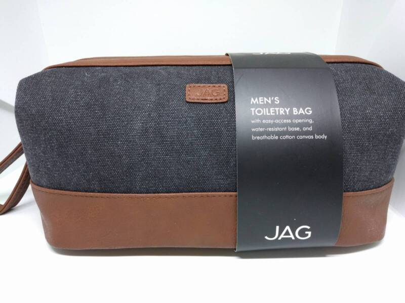 95555ddff7 JAG Men  39 s Tolietry Bag