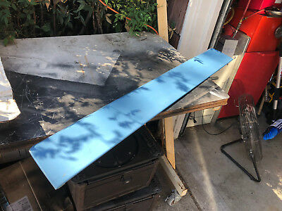 1980-91 VW Vanagon Westfalia sliding door hinge cover Body Part rust free  for sale  Shipping to Canada