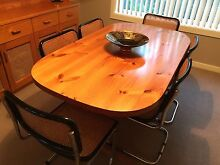 Dining Room Setting (10 pieces) Keiraville Wollongong Area Preview