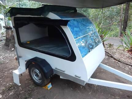 Teardrop Camper - Micro-Pod Byron Bay Byron Area Preview