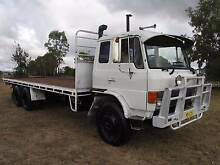 1986 Hino FF197 Table / Tray Top Inverell Inverell Area Preview