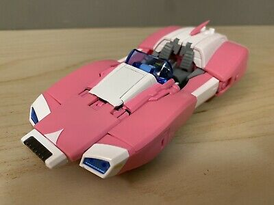 Used Loose Third Party Transformers ARCEE + Breast piece Action figure US Seller