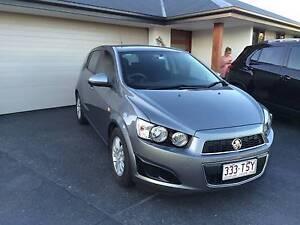 2014 Holden Barina Hatchback Coomera Gold Coast North Preview