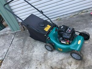 Wanted: Mower Briggs and Stratton Sprinter