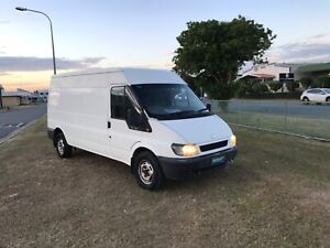 2003 Ford Transit Manual Turbo Diesel / Rwc Rego Warranty Archerfield Brisbane South West Preview