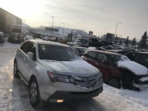 2008 Acura MDX, for parts only
