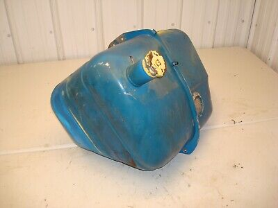 1968 Ford 3000 Diesel Tractor Fuel Tank