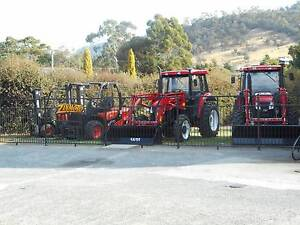 TRACTORS REDUCED, IMPLEMENTS: BACKHOES, HEDGE CUTTERS, ZINMOTO Bagdad Southern Midlands Preview