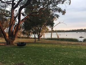 Camping at Loch Luna Berri Area Preview