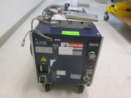 Ebara A10S Multi-Stage Dry Vacuum Pump, Used