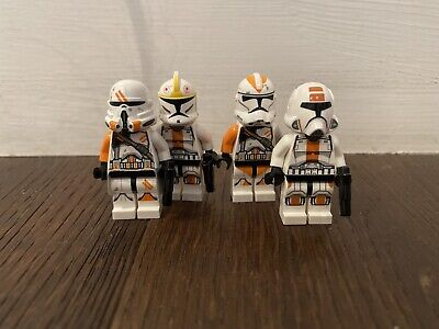 Lego Star Wars Rare 212th Clone & Republic Trooper Minifigures Bundle
