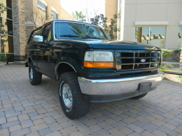 Image 1 of Ford: Bronco XLT Green…