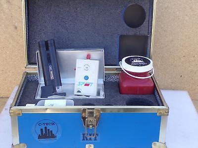 Panasonic Ff-394-e 100x Light Fiber Optic Scope W C-tech Accessories Case