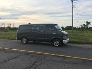 1987 Ram Van