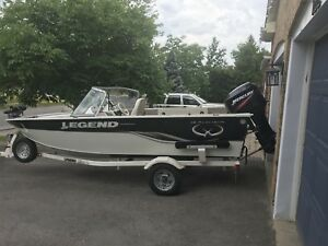 2009 Legend XCalibur 16 Mercury 50hp 2 stroke